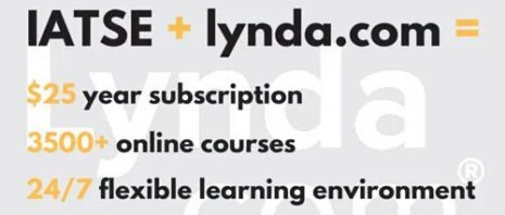 What is lynda.com? A leading on-line educator with an extensive library targeting the latest software, creative, and business skills via high-quality instructional videos taught by recognized experts and working professionals.  […]